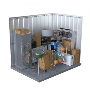 Small Unit Size   Personal Storage