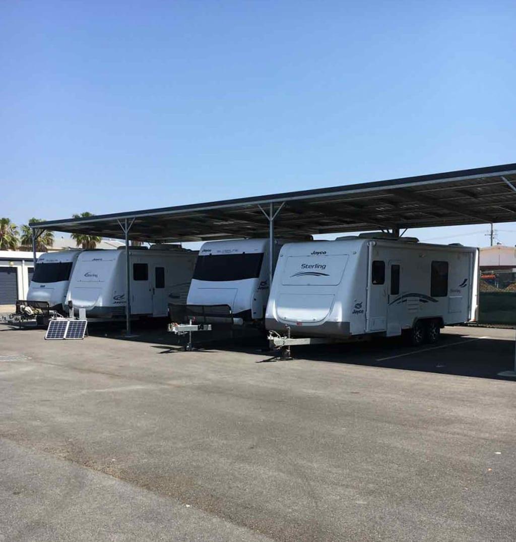 Box & Lock Self Storage   Caravan & Boat Storage