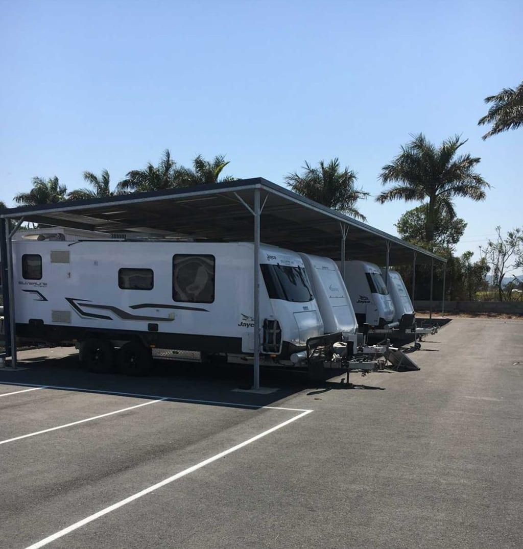 Caravan Image   Box & Lock Self Storage