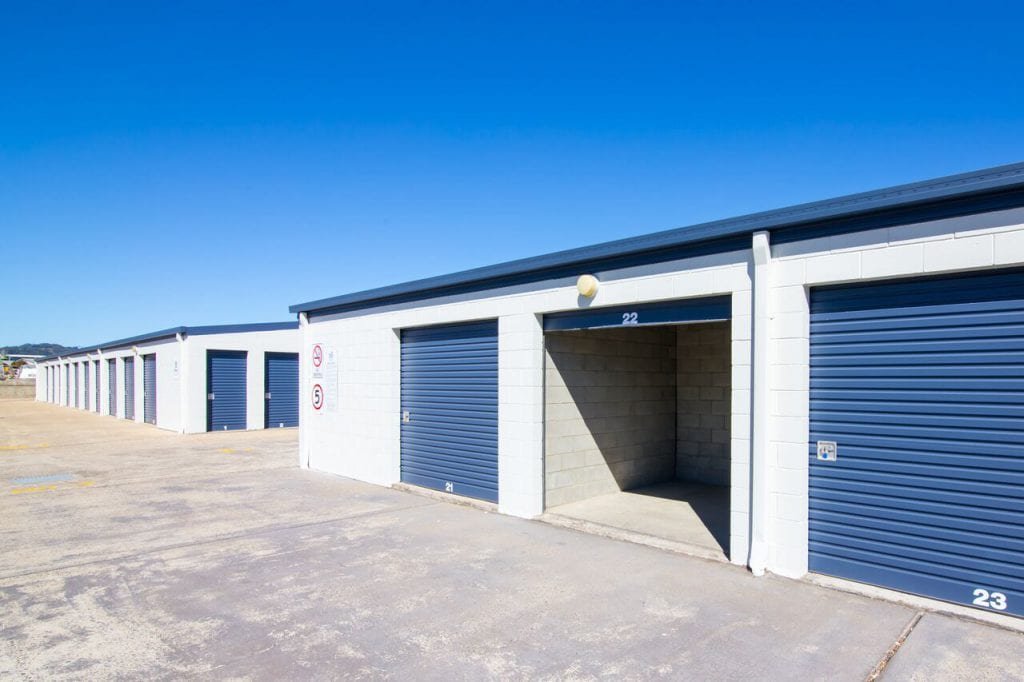 Murwillumbah Storage Unit | Box & Lock