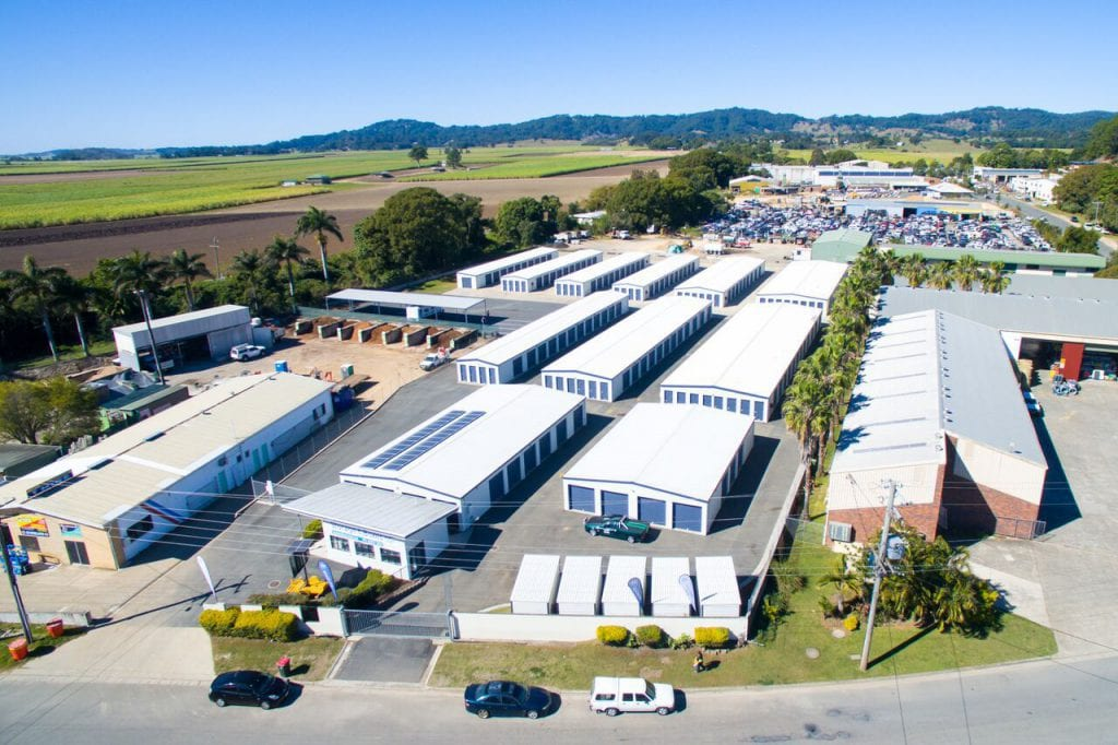 Box & Lock Facility | Murwillumbah