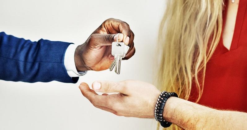 passing on keys