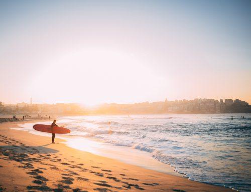 Popular Beach Pastimes