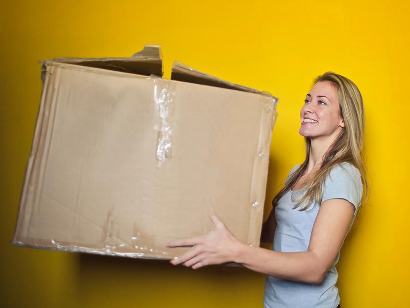 Storage Nerang Packing Boxes