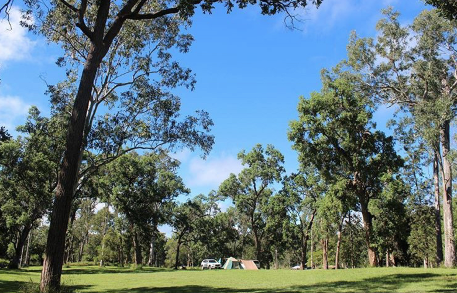 Best Camping Spots on the Gold Coast | Box & Lock Storage Nerang