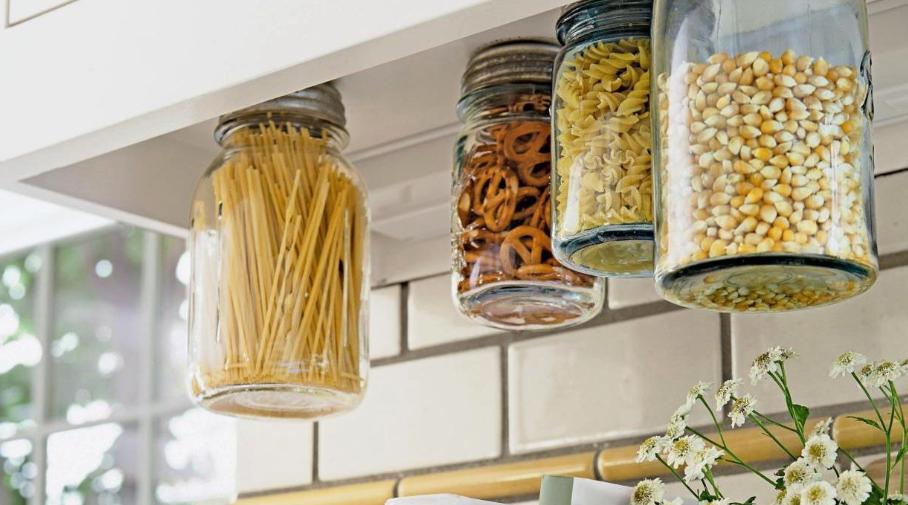 magnetic kitchen storage
