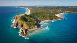Byron Bay headland