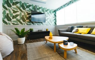 summer interior design