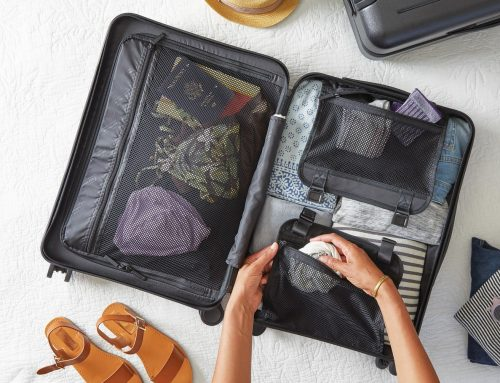 Self Storage While You Travel
