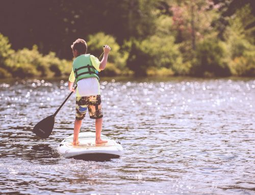 Best Places to Standup Paddle Board in the Northern River