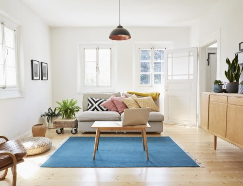 Ways to Use Light Colors to Make Your Small Home Look Spacious